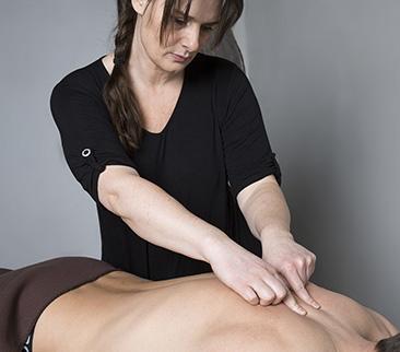 Greve massage